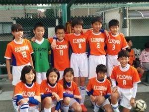 U12秋季大会二日目結果 - 狛江六小親子サッカーサークルF.C.KOMA6