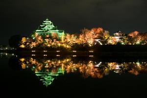 岡山後楽園幻想庭園 - とりあえず撮ってみました