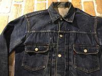 神戸店12/7(水)ヴィンテージ入荷! #1 LEVI'S  507XX 2nd JKT!Work Item!!! (T.W.神戸店) - magnets vintage clothing コダワリがある大人の為に。