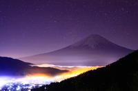 28年12月の富士(3-1) - 富士への散歩道 ~撮影記~