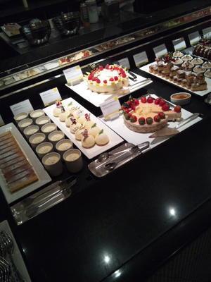 ウェスティンホテル東京 ザ・テラス マロン・デザートブッフェ - C&B ~ケーキバイキング&ベーグルな日々~