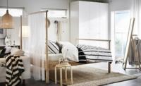 IKEAの素敵なベッドフレームとインテリアは休憩~ - ねことおうち