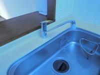 システッムキッチン用混合水栓交換します。 - 一場の写真 / 足立区リフォーム館・頑張る会社ブログ