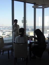 眺めの素敵な場所でのスタイルアップ&アフタヌーンティーレッスン - BEETON's Teapotのお茶会