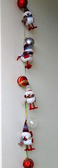クリスマス飾り - La Pousse(ラプス) フラワーアレンジメント教室