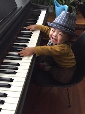 ピアノ - ダウン症と告知されて