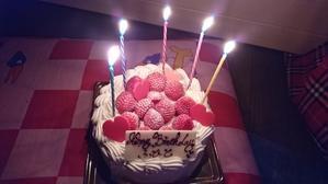 お誕生日おめでとう - Tomo's bakery&cafe