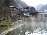 北温泉のお風呂 - ちょんまげ女将のブログ