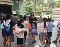 日本人小学校クレメンティ校のみなさんが博物館に来てくださいました! - シンガポール ミュージアム 日本語ガイド