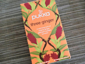 PUKKA  three ginger - DELICIOUS