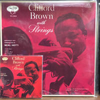 CLIFFORD BROWN with strings - ジャズ侍の無節操三昧