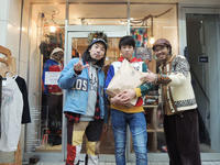 北海道SEEK<<ALDIES×Nasngwam.>>POP UP SHOP③ - DAKOTAのオーナー日記「ノリログ」