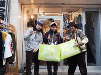 北海道SEEK<<ALDIES×Nasngwam.>>POP UP SHOP① - DAKOTAのオーナー日記「ノリログ」