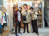 北海道SEEK<<ALDIES×Nasngwam.>>POP UP SHOP② - DAKOTAのオーナー日記「ノリログ」