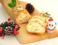 ポテサラde簡単スタッフド・バケット☆ - パンのちケーキ時々わんこ