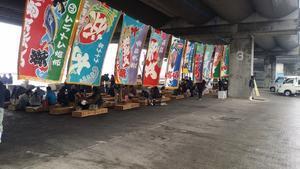 第17回よのうづ海ん衆まんぷく市終了 - 米水津(大分県佐伯市)観光ブログ