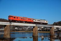 鉄橋を往く。 - 山陽路を往く列車たち