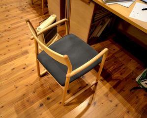 みんなの椅子紹介4中村の「ottimo」 - vega blog