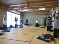 11月10日、25日 骨盤体操教室を開催しました - 子育てサークル たんぽぽの会
