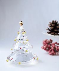 気分だけでもクリスマス☆ - Silver clay Ru*  手軽にできるシルバーアクセサリー