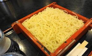 変わりそば2種(生姜切り・青海苔切り) - 一茶庵 片倉英統のブログ