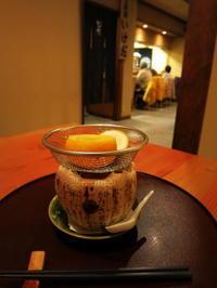 結婚記念日のお食事*日本料理 お料理 いけだ - ぴきょログ~軽井沢でぐーたら生活~