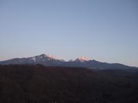 冬の清里高原1400m - 愛する吟音のために
