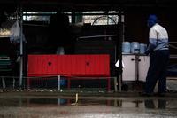 愛あるベンチに雨が降る - Yoshi-A の写真の楽しみ