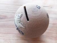 めい窯さんの*貯金箱 - アオモジノキモチ