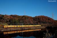 極寒の持久戦。 - 山陽路を往く列車たち