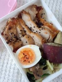 照り焼チキン弁当 - 東京ライフ