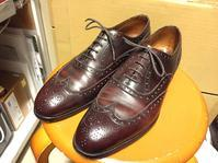 【Edward Green MALVERN】譲り受けました - 銀座三越5F シューケア&リペア工房<紳士靴・婦人靴・バッグ・鞄の修理&ケア>