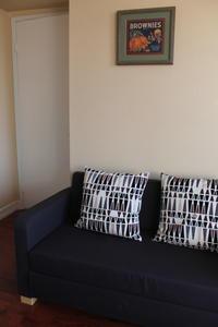sleeper sofa - My vintage life in LA