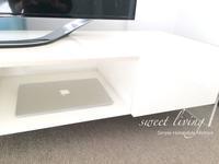 テレビ台収納…わが家のスタイル1 - sweet living  シンプルで快適な暮らし
