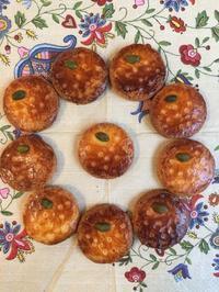 オレンジガレット - 調布の小さな手作りお菓子・パン教室 アトリエタルトタタン