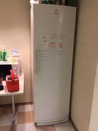 冷蔵庫 - 筆無精