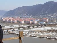 """今夏の大雨で北朝鮮・南陽のまちの景観は大きく変わりました - ニッポンのインバウンド""""参与観察""""日誌"""