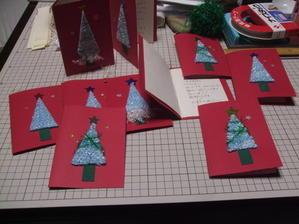 新作クリスマスカード♪ - 櫻乃園だより