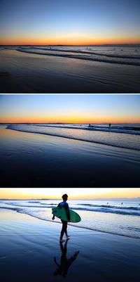 2016/12/10(SAT) 少し波が残る週末の海辺.........。 - SURF RESEARCH
