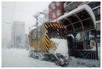 「札幌市電が走らなかった日」~雪の街から - 札幌日和下駄