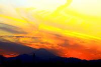 28年12月の富士(5) - 富士への散歩道 ~撮影記~