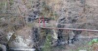 温泉湧く渓谷へ - 標高480mの窓からⅡ