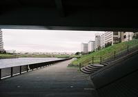 橋の下2 - minamiazabu de 散歩 with FUJIFILM