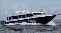 バリ~ロンボク スピードボート体験(ブルーウォーターⅤ編 その1) - ママハナのロンボク日記 Dua
