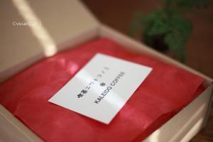 KALEIDO COFFEE(カレイド コーヒー)~特選クリスマスセット~ - 日々の贈り物(私の宇都宮生活)
