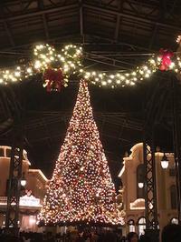 夢の国のクリスマス - 麻生舎(あさぶや)日記 聞き耳ずきん