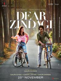 【Dear Zindagi】 - ポポッポーのお気楽インド映画
