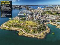 シドニーのピーター・ウォーカー設計の新公園 - アーバン・ガーデン・ウォッチング