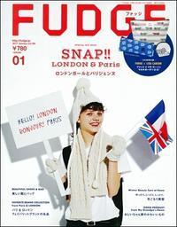 ■12月12日発売■<<別注アイテムのご紹介>> - FUDGE Online Store