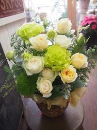 スペシャルな花屋を目指して!花のオーダー方法も多様化☆ - ルーシュの花仕事